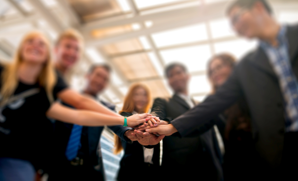 Shaking hands - top tips from national business award finalists