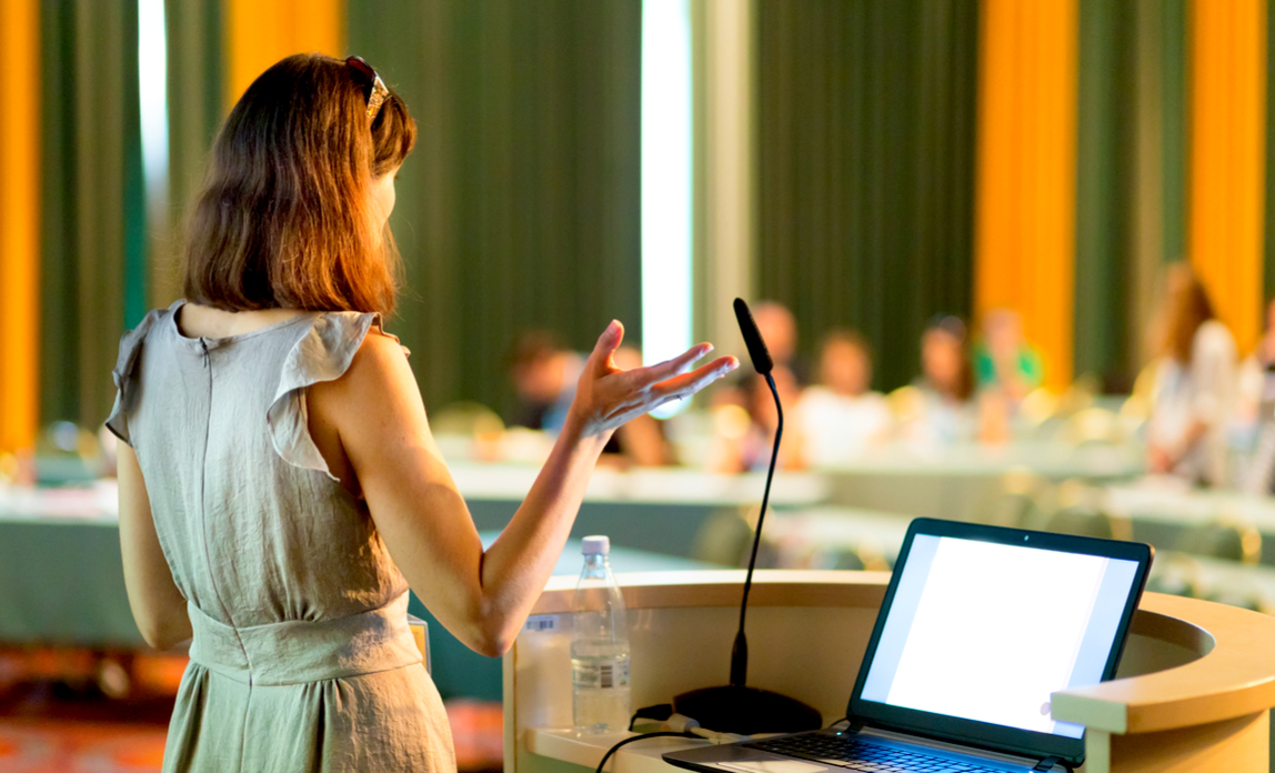 Help! What to do when a presentation goes wrong