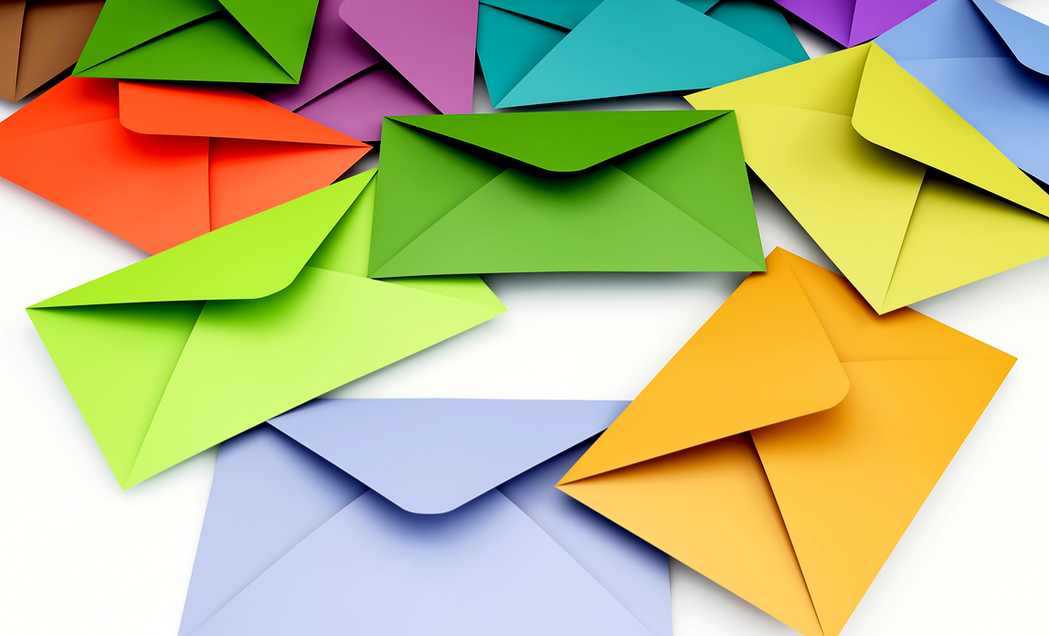 Writing mailshots and emails - checklist